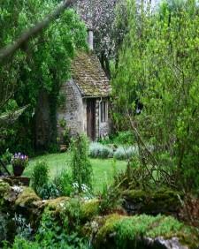 목수가 그린 정원 속의 집
