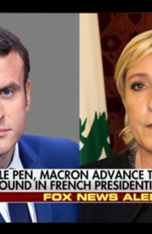 프랑스 대선 마크롱 르펜 결선투표
