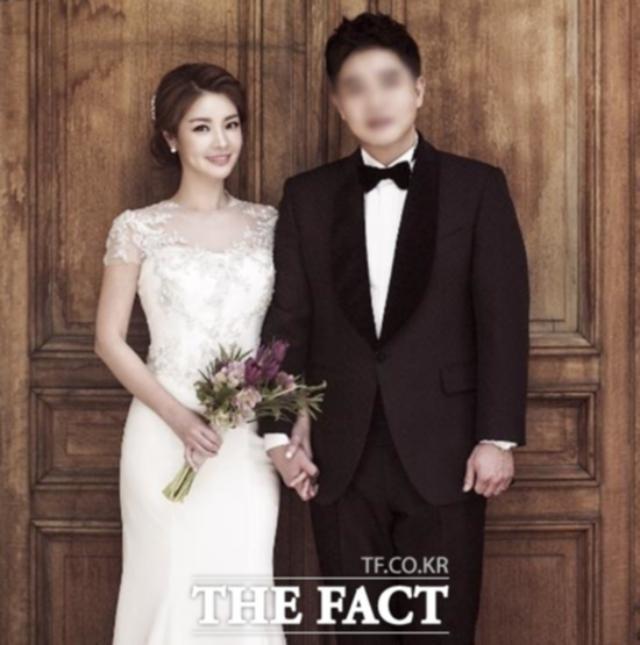 Lee Deok-hwa daughter Lee Ji-hyun and 5-year-old ...